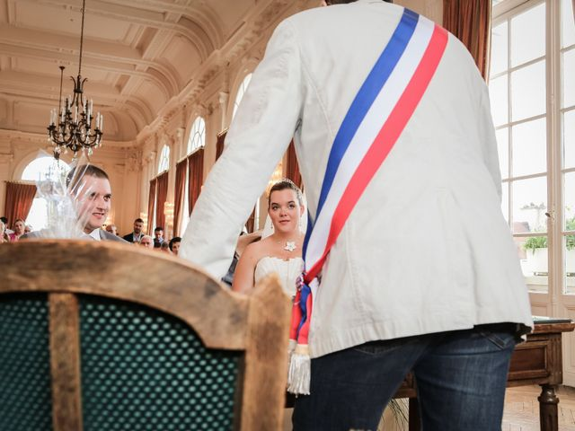 Le mariage de Guillaume et Charlotte à Betteville, Seine-Maritime 14