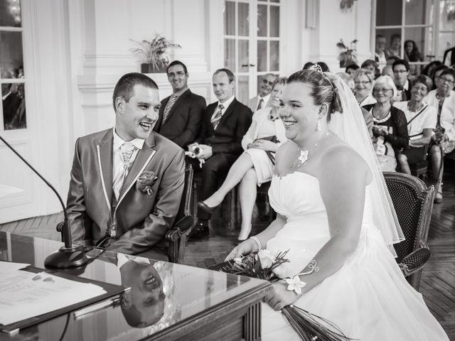 Le mariage de Guillaume et Charlotte à Betteville, Seine-Maritime 16