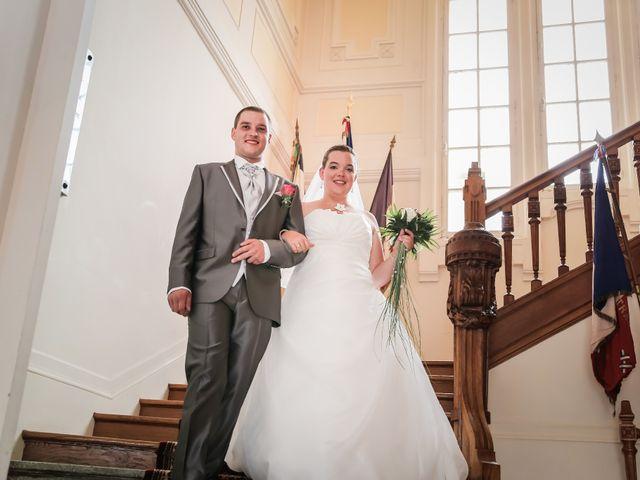 Le mariage de Guillaume et Charlotte à Betteville, Seine-Maritime 20