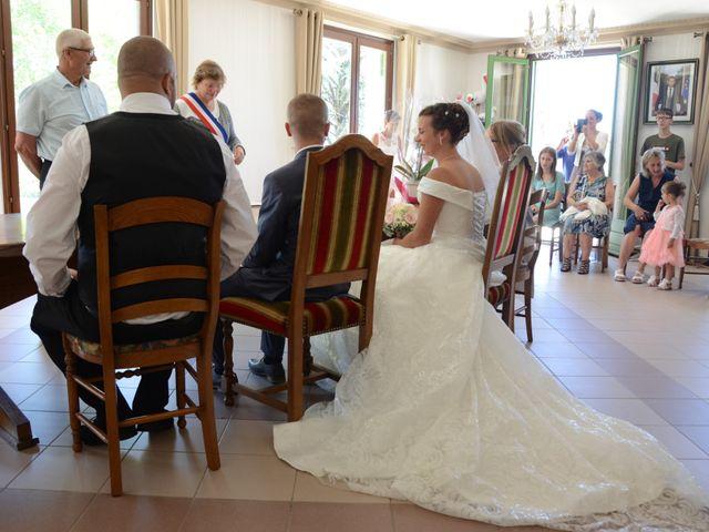 Le mariage de Guillaume et Aurélie à Bellac, Haute-Vienne 15
