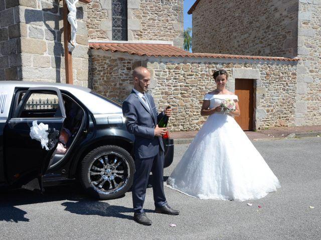 Le mariage de Guillaume et Aurélie à Bellac, Haute-Vienne 22