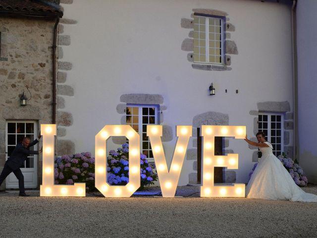 Le mariage de Guillaume et Aurélie à Bellac, Haute-Vienne 30
