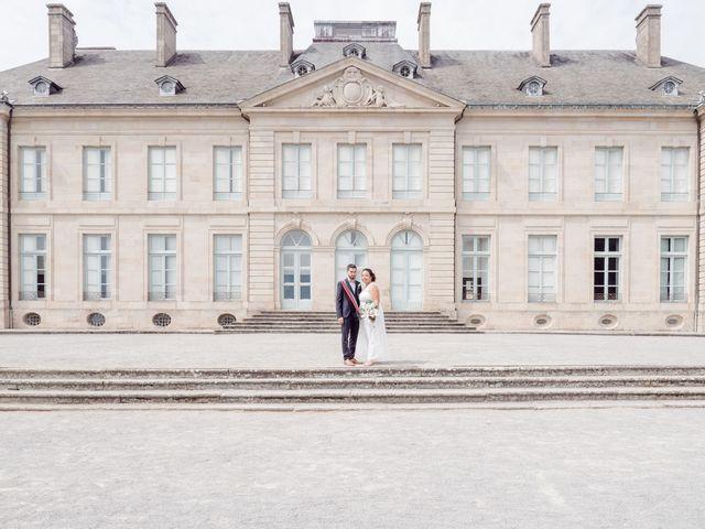 Le mariage de Marie-Ange et Dorian