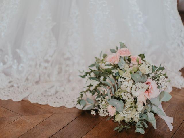 Le mariage de Diadié et Emilie à Trouhans, Côte d'Or 2