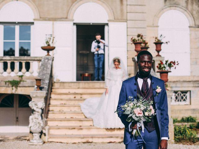 Le mariage de Diadié et Emilie à Trouhans, Côte d'Or 35