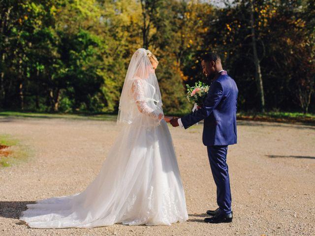 Le mariage de Diadié et Emilie à Trouhans, Côte d'Or 37