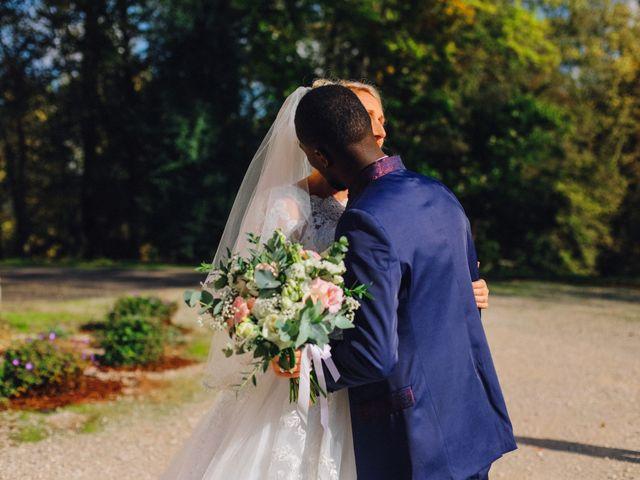Le mariage de Diadié et Emilie à Trouhans, Côte d'Or 38