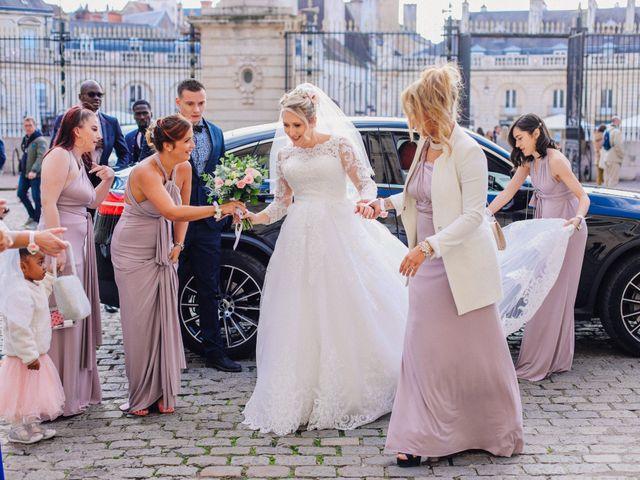 Le mariage de Diadié et Emilie à Trouhans, Côte d'Or 40