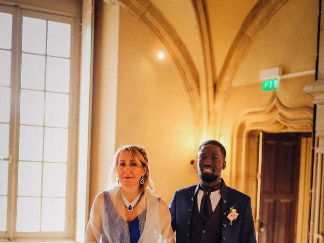 Le mariage de Diadié et Emilie à Trouhans, Côte d'Or 42
