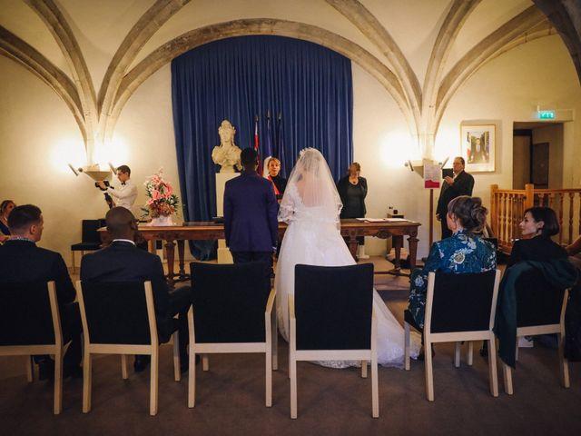 Le mariage de Diadié et Emilie à Trouhans, Côte d'Or 43