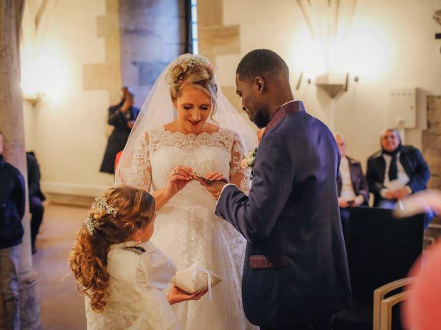 Le mariage de Diadié et Emilie à Trouhans, Côte d'Or 45