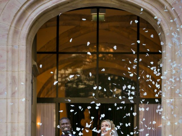 Le mariage de Diadié et Emilie à Trouhans, Côte d'Or 47