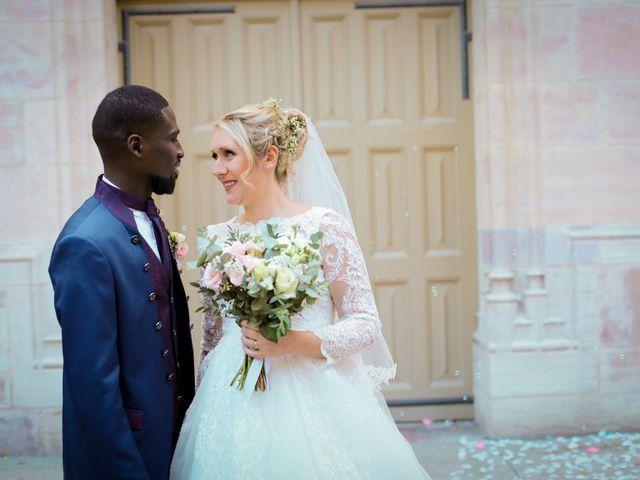 Le mariage de Diadié et Emilie à Trouhans, Côte d'Or 48
