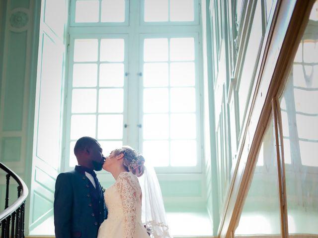 Le mariage de Diadié et Emilie à Trouhans, Côte d'Or 49