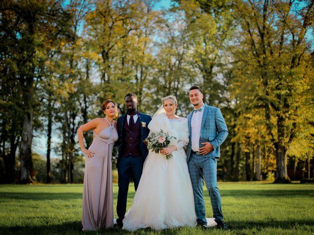 Le mariage de Diadié et Emilie à Trouhans, Côte d'Or 51