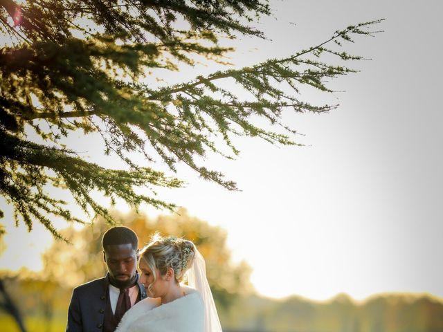 Le mariage de Diadié et Emilie à Trouhans, Côte d'Or 53