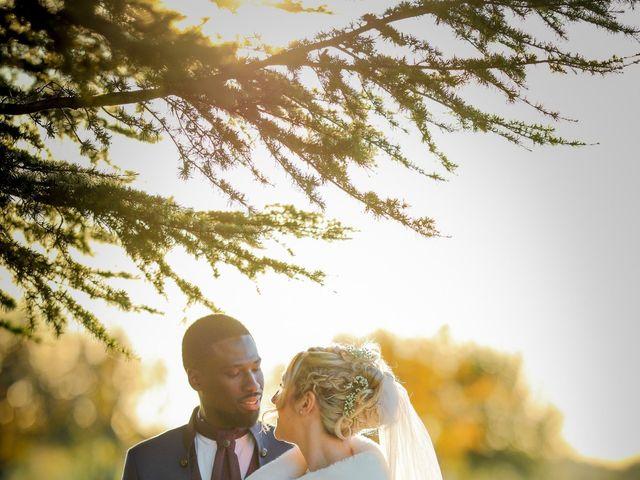 Le mariage de Diadié et Emilie à Trouhans, Côte d'Or 54