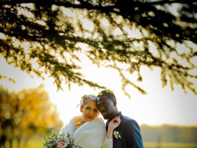 Le mariage de Diadié et Emilie à Trouhans, Côte d'Or 56