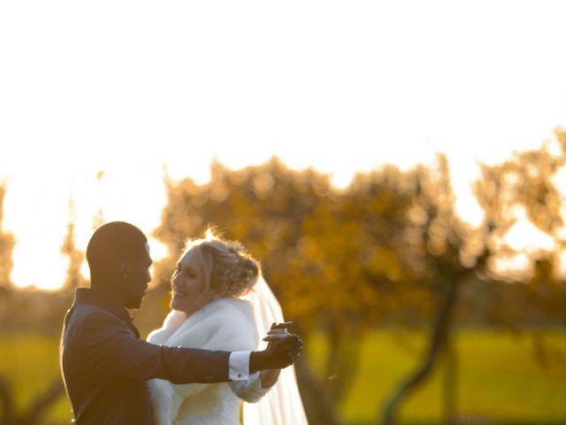 Le mariage de Diadié et Emilie à Trouhans, Côte d'Or 57
