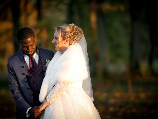 Le mariage de Diadié et Emilie à Trouhans, Côte d'Or 70