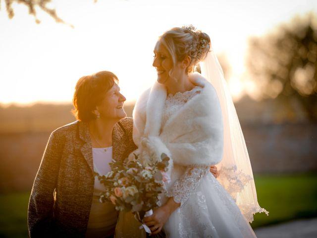 Le mariage de Diadié et Emilie à Trouhans, Côte d'Or 72