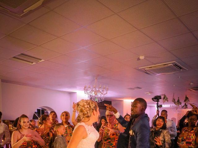 Le mariage de Diadié et Emilie à Trouhans, Côte d'Or 102