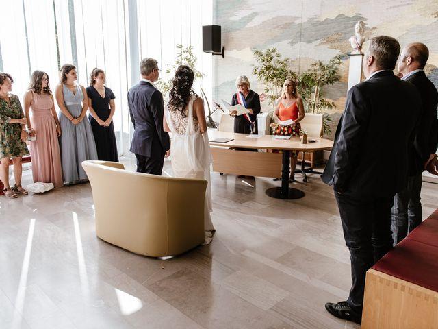 Le mariage de Christian et Carole à Fontenay-sous-Bois, Val-de-Marne 19