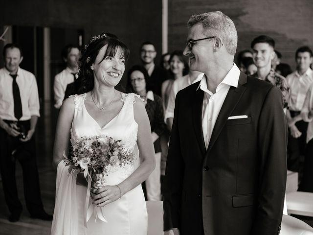 Le mariage de Christian et Carole à Fontenay-sous-Bois, Val-de-Marne 20