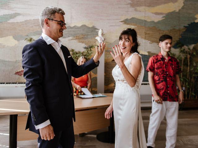 Le mariage de Christian et Carole à Fontenay-sous-Bois, Val-de-Marne 23