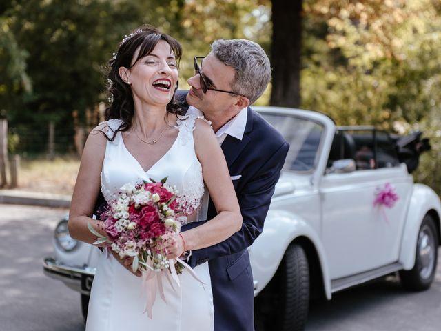 Le mariage de Christian et Carole à Fontenay-sous-Bois, Val-de-Marne 32