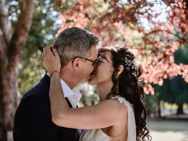 Le mariage de Carole et Christian
