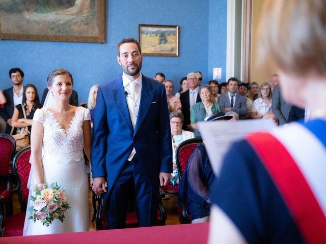 Le mariage de Adrien et Camille à Remiremont, Vosges 27