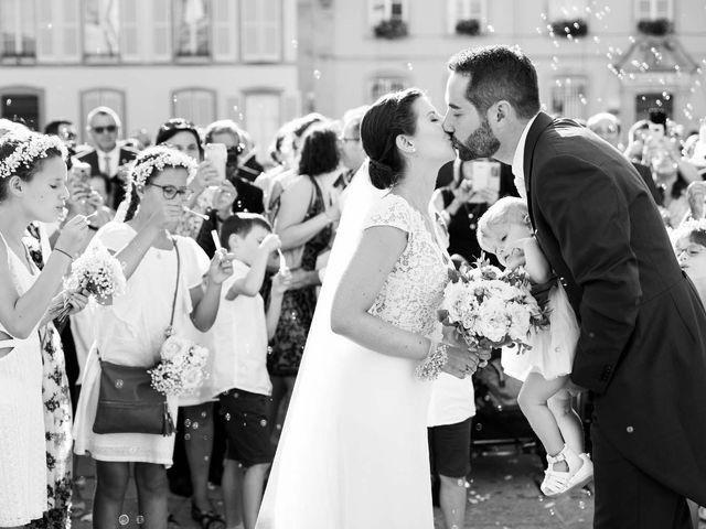 Le mariage de Adrien et Camille à Remiremont, Vosges 37