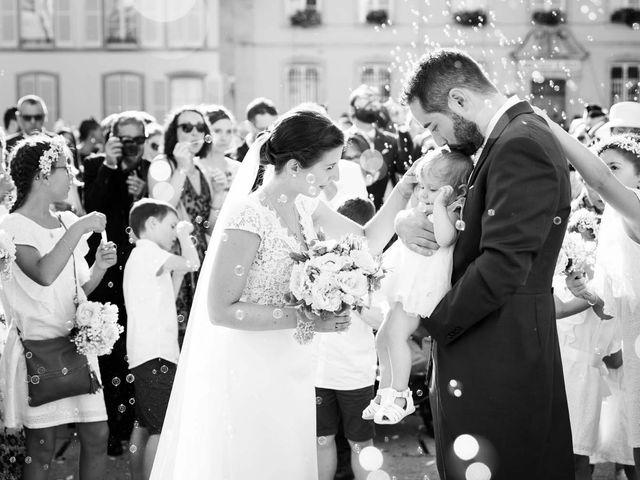 Le mariage de Adrien et Camille à Remiremont, Vosges 38