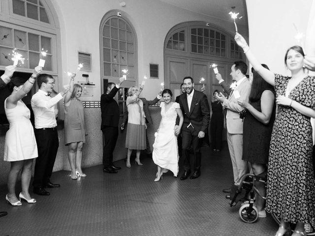 Le mariage de Adrien et Camille à Remiremont, Vosges 46