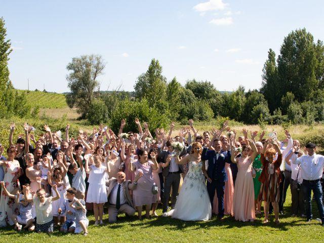 Le mariage de Cyril et Eliane à Gardonne, Dordogne 18