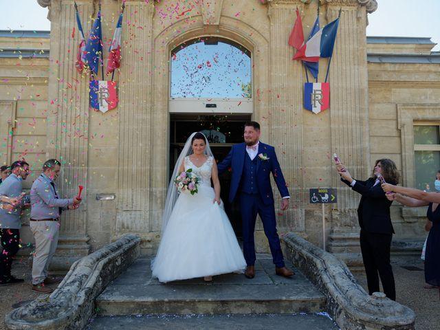 Le mariage de Fabien et Lauriane à Ambarès-et-Lagrave, Gironde 14