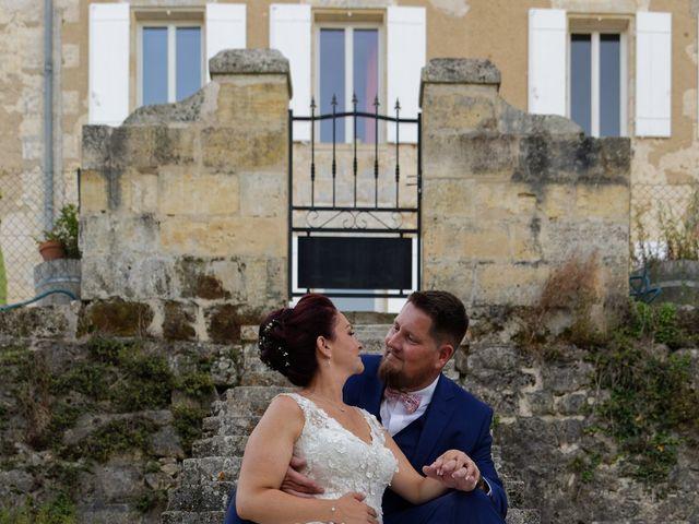 Le mariage de Fabien et Lauriane à Ambarès-et-Lagrave, Gironde 26