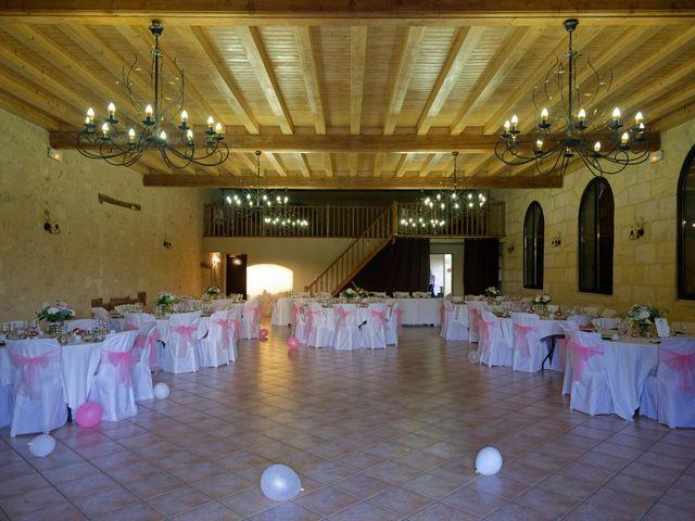 Le mariage de Fabien et Lauriane à Ambarès-et-Lagrave, Gironde 38
