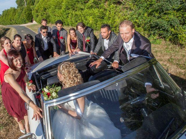 Le mariage de Marion et Christophe  à Vimory, Loiret 2