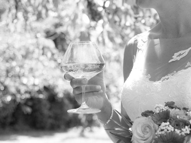 Le mariage de Thomas et Elodie à Saint-Maurice-lès-Couches, Saône et Loire 3
