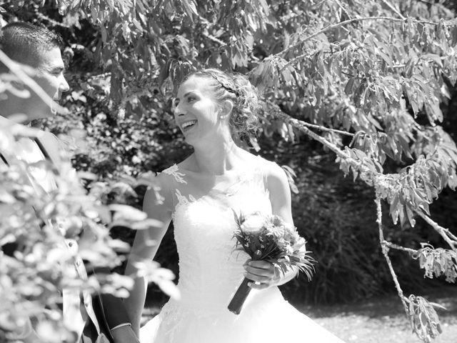 Le mariage de Thomas et Elodie à Saint-Maurice-lès-Couches, Saône et Loire 4