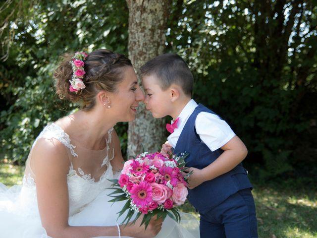 Le mariage de Thomas et Elodie à Saint-Maurice-lès-Couches, Saône et Loire 8