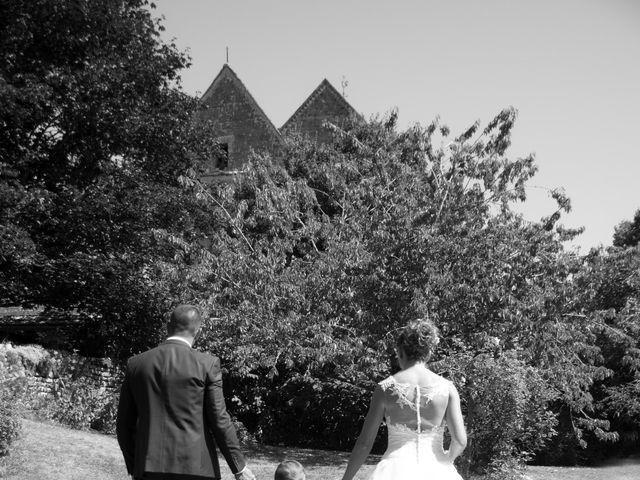 Le mariage de Thomas et Elodie à Saint-Maurice-lès-Couches, Saône et Loire 9