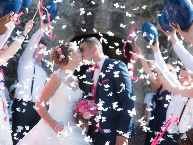 Le mariage de Thomas et Elodie à Saint-Maurice-lès-Couches, Saône et Loire 12