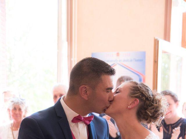 Le mariage de Thomas et Elodie à Saint-Maurice-lès-Couches, Saône et Loire 18