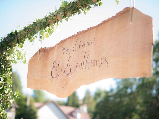 Le mariage de Thomas et Elodie à Saint-Maurice-lès-Couches, Saône et Loire 28