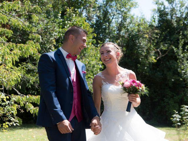 Le mariage de Thomas et Elodie à Saint-Maurice-lès-Couches, Saône et Loire 31