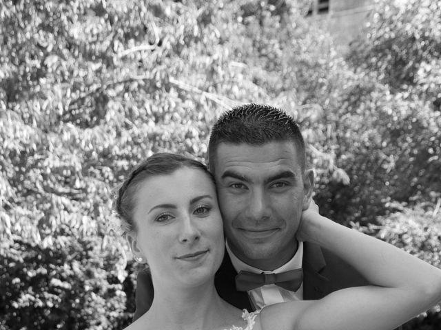 Le mariage de Thomas et Elodie à Saint-Maurice-lès-Couches, Saône et Loire 32