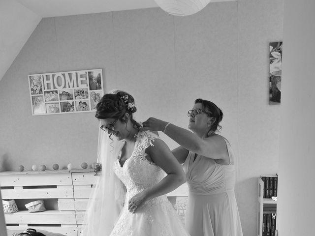 Le mariage de Jimmy et Mélanie à La Barre-en-Ouche, Eure 4